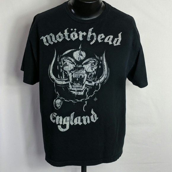 unknown Other - Motorhead England graphic tee